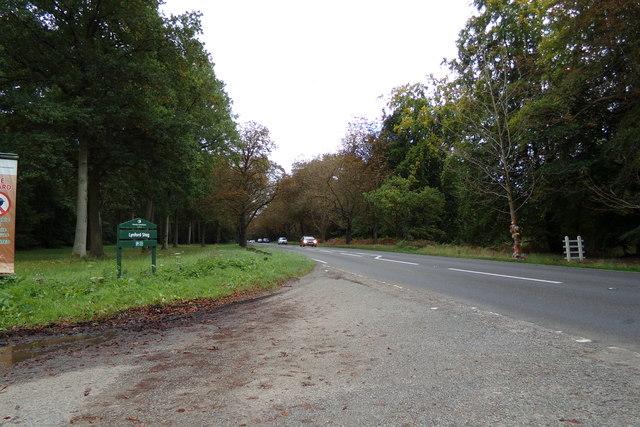 A134 Mundford Road, Lynford