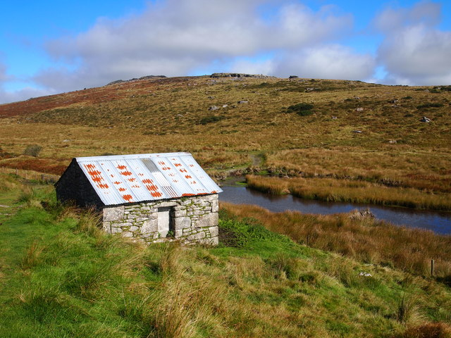 Agricultural Building Near Butter's Tor