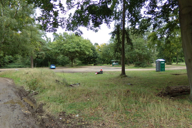 Picnic Area off the A134 Mundford Road