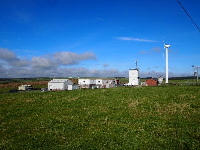 Lowermoor Water Treatment Works