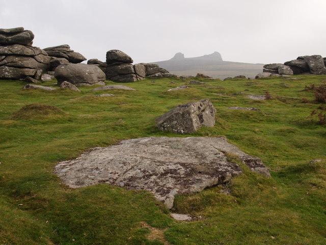 Smallacombe Rocks