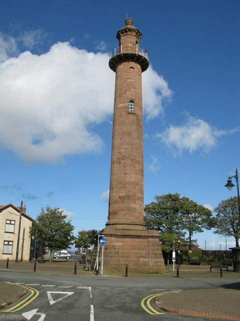Upper Lighthouse (Pharos Lighthouse), Fleetwood
