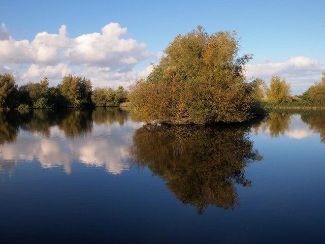 Maturing Lake