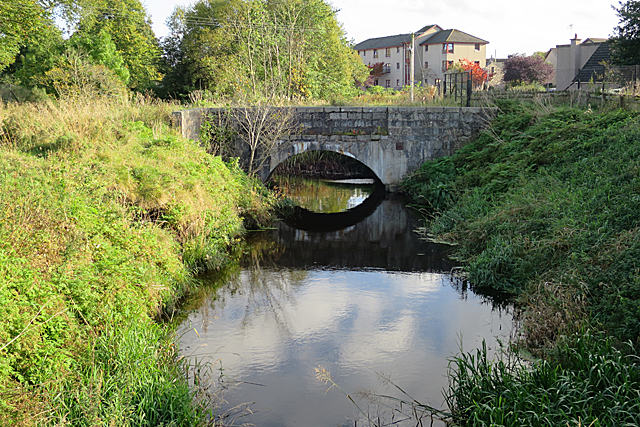 Bridge over the Lade
