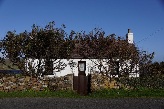 Crofthouse at Gerdie, Baltasound