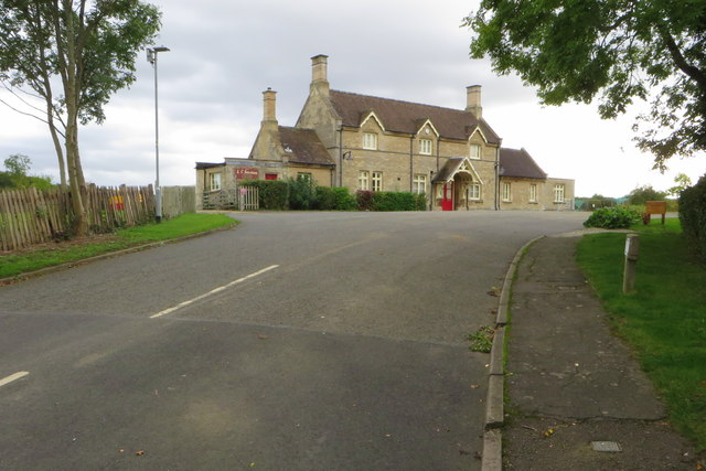 Old station house