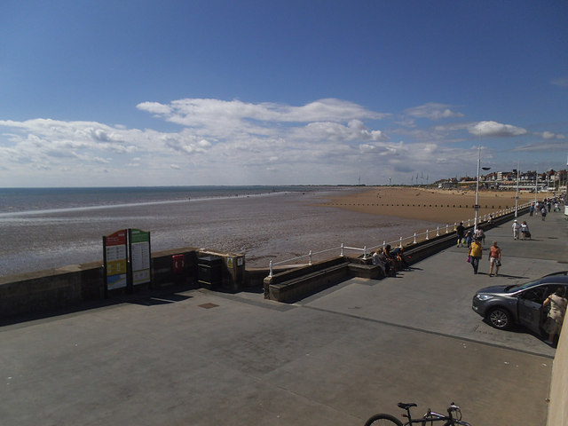 Bridlington South Sands