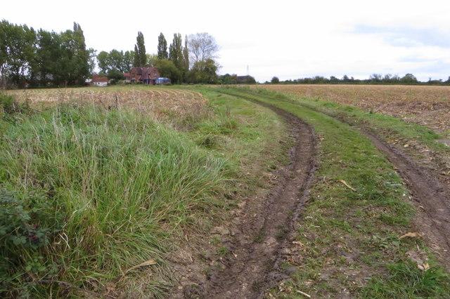Bridleway to Northey Farm
