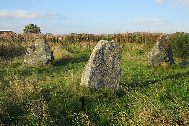Broomend of Crichie Stone Circle (3)