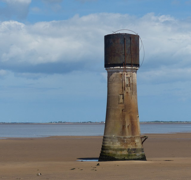 Low Lighthouse at Spurn Point