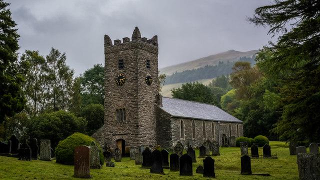 Jesus Church, Troutbeck