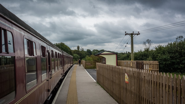 Burrs Country Park Station (opened 2016)