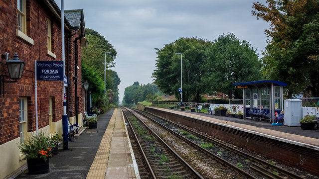 Nunthorpe Station