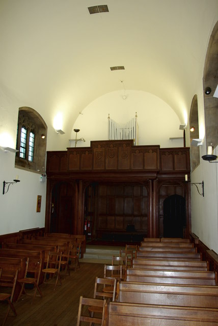Chapel of Westcott House