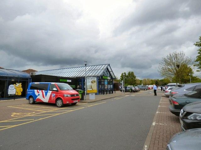 Warwick Services Southbound