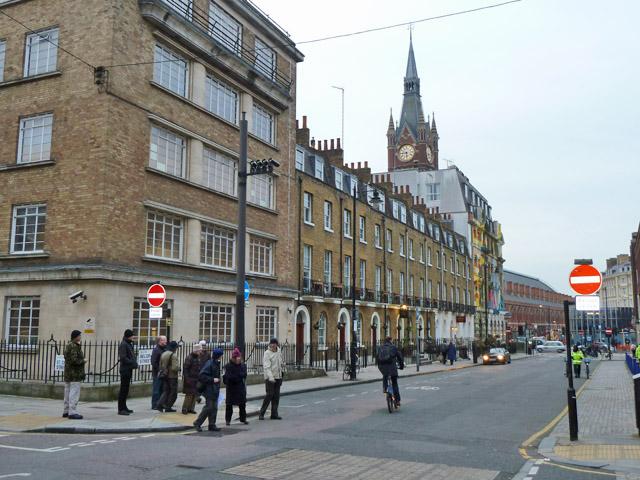 Belgrove Street, WC1