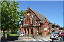 TL5338 : Saffron Walden Baptist Church by N Chadwick