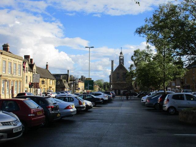 The High Street, Moreton in Marsh