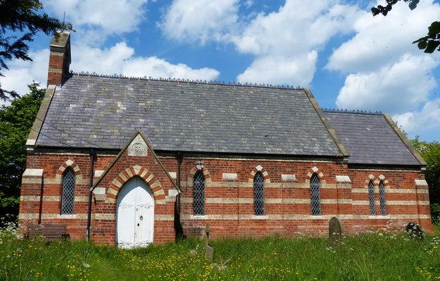 St Helen's Church at Kilnsea