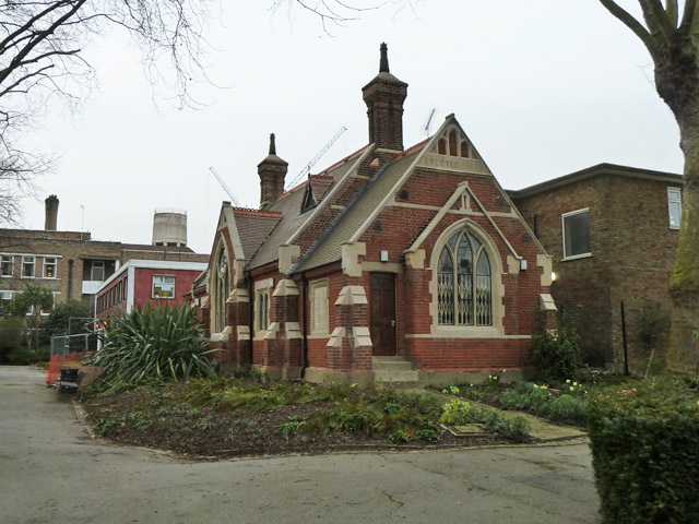 Coroner's Court, St. Pancras