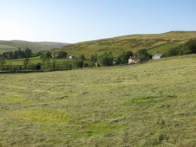 Farmland at Snaisgill