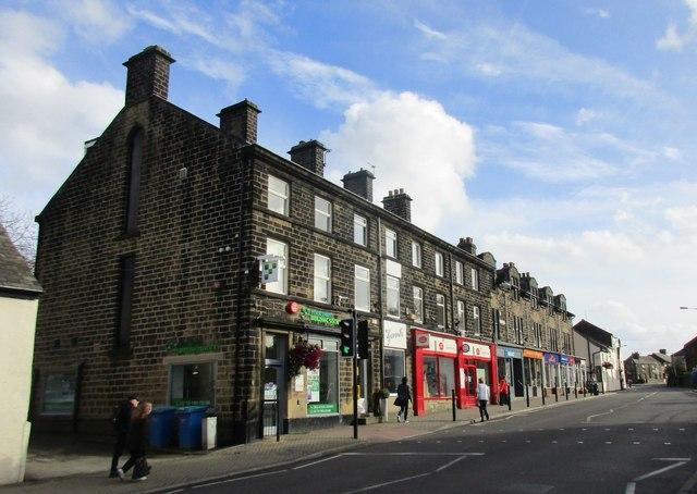 High Street, Penistone