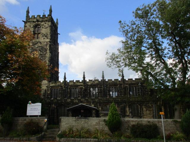Church of St. John the Baptist, Penistone
