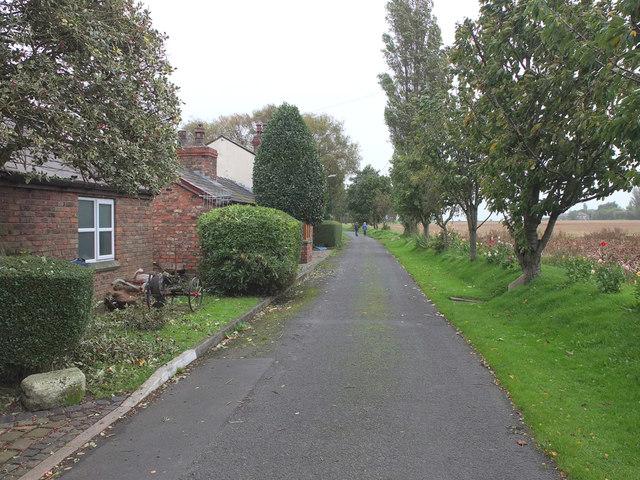 Crab Tree Lane, Burscough