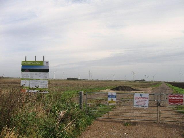 Glassmoor Wind Farm