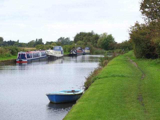 Leeds - Liverpool Canal at Gorst Lane, Burscough