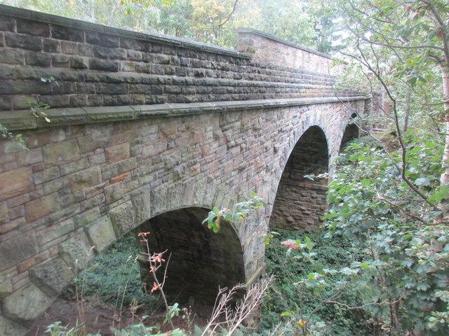 Blackergreen Lane Bridge