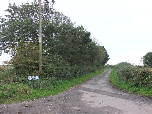 Rabbit Lane, Burscough