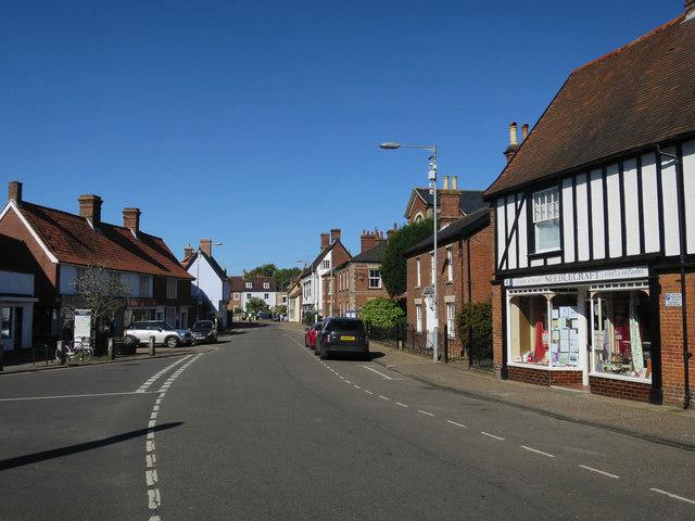 Middleton Street, Wymondham