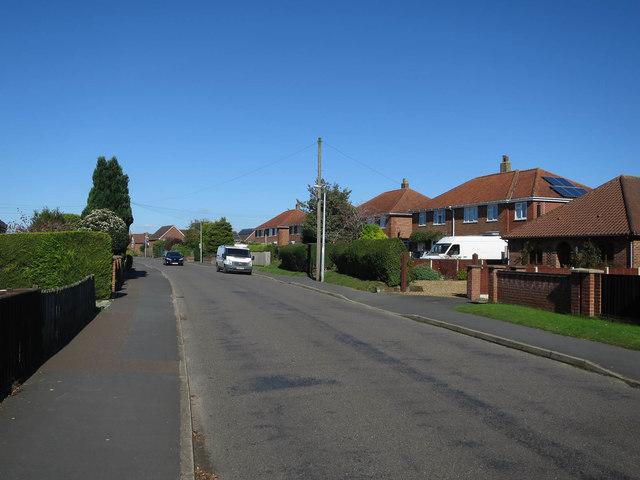 Melton Road, Wymondham