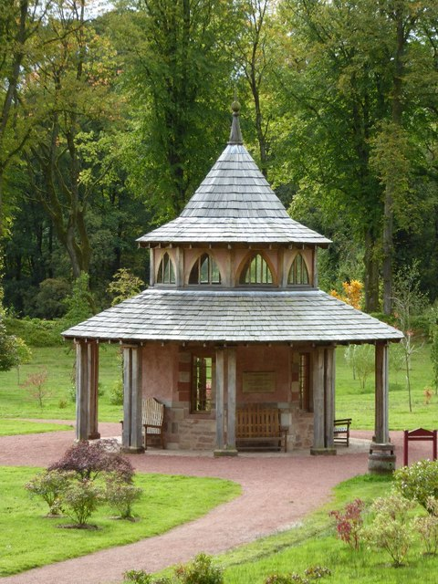Woodland Shelter