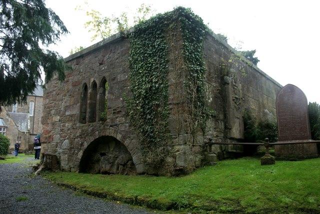 St Duthus Church, Tain