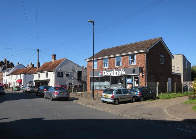 Domino's pizza, Wymondham