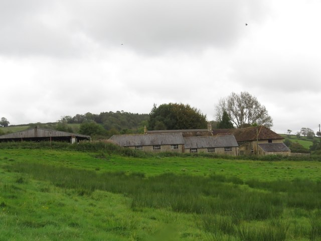 Marsh Farm near Beaminster