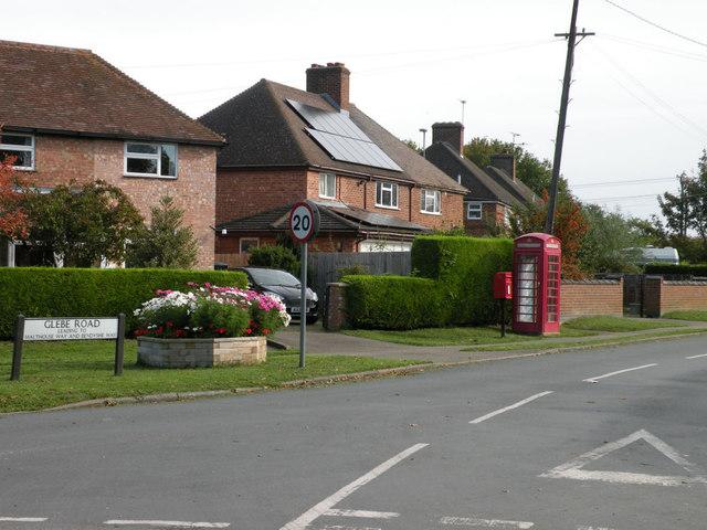 Street scene, Barrington