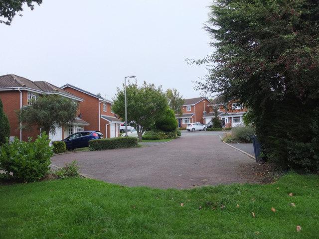 Harding Road. Burscough