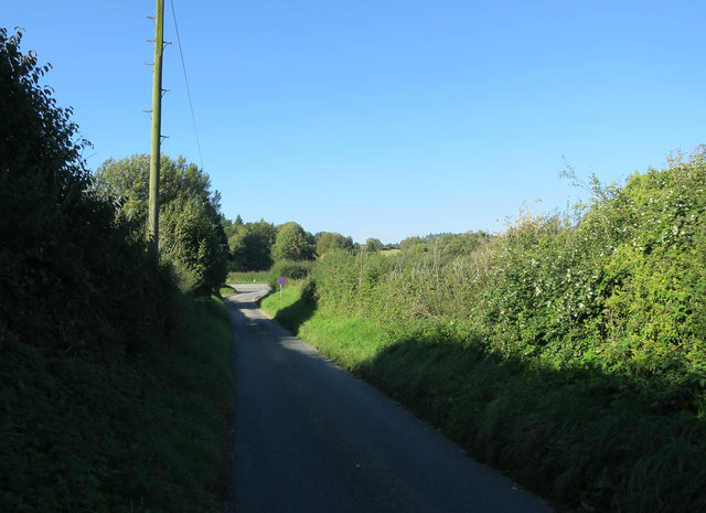 Blind Lane to the A47