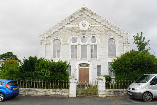 Capel Moriah, Llandrillo