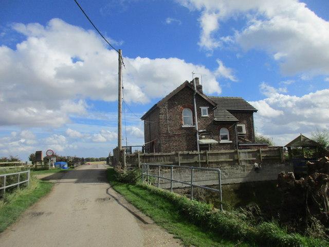 Bethell's Bridge and Swing Bridge Cottage