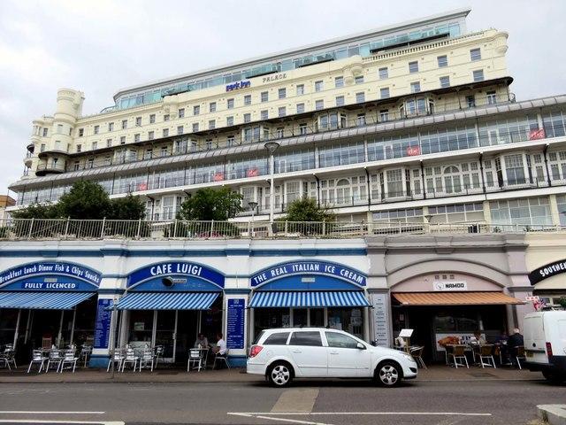 Park Inn Palace Hotel