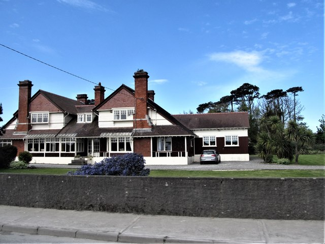 Houses at Greenore