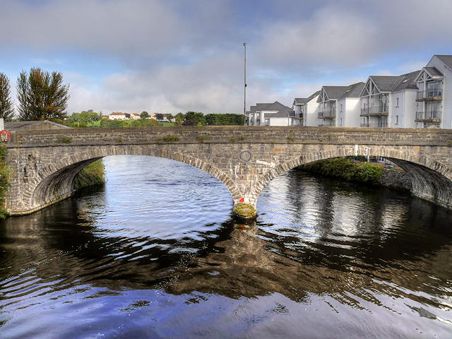 Enniskillen, Erne Bridge