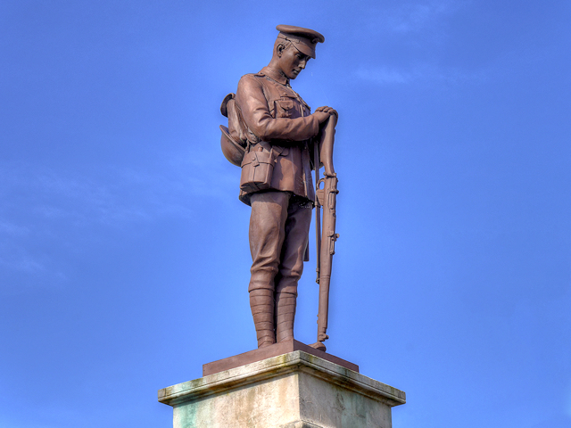 The War Memorial, Enniskillen