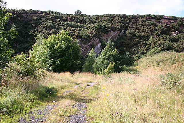 Durnhill Quarry