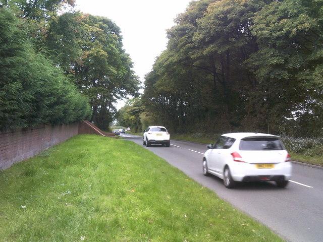 Wodehouse Lane