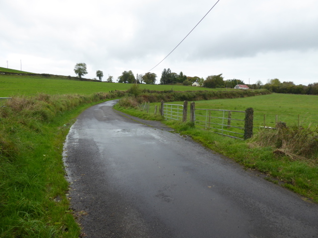 Wet along Kirlish Road